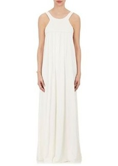 L'Agence Women's Sadie Sleeveless Maxi Dress