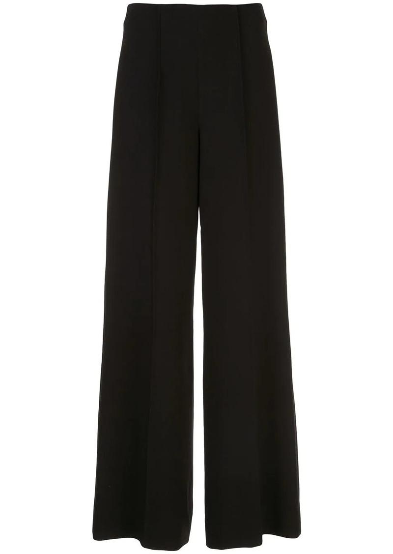 L'Agence London wide leg trousers
