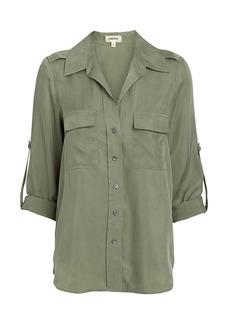 L'Agence Lunetta Military Shirt