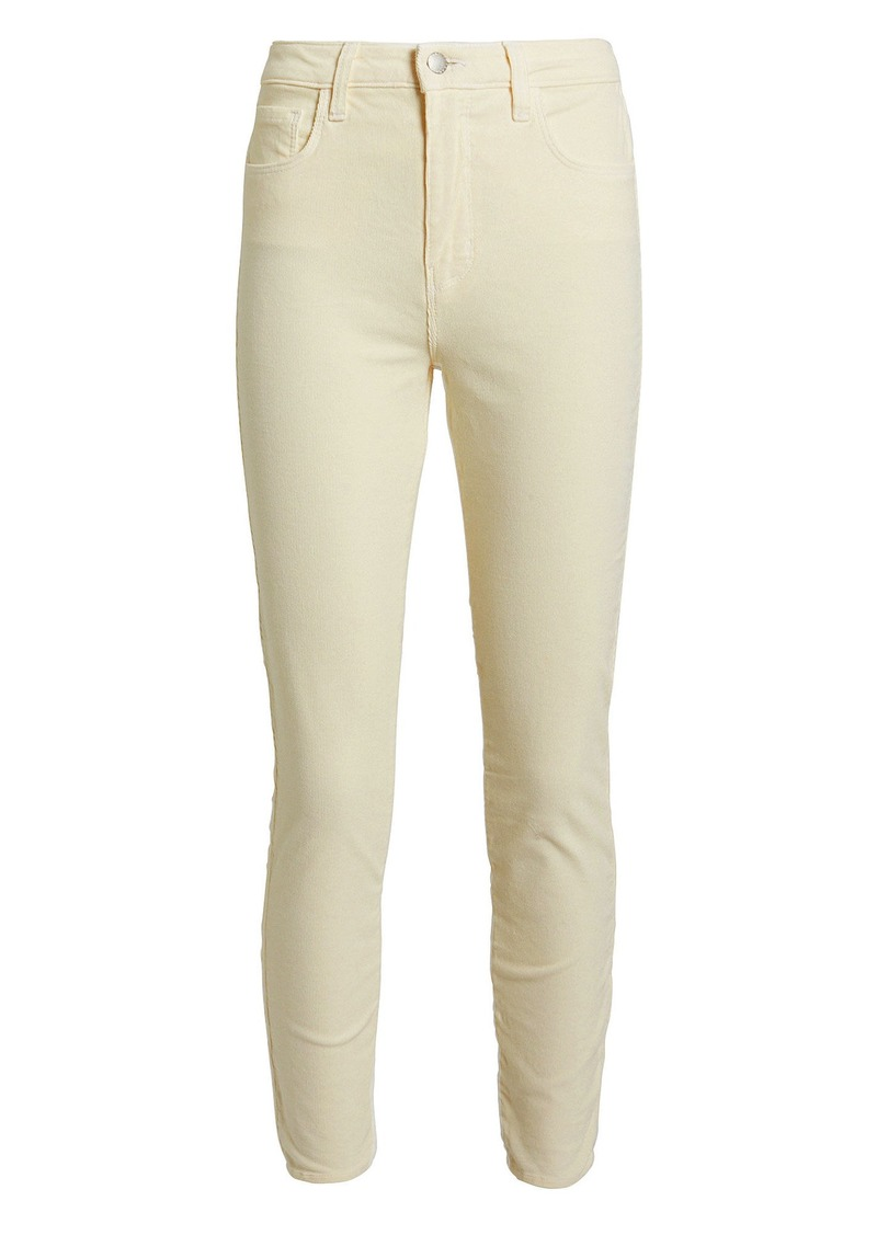 L'Agence Margot High-Rise Corduroy Jeans