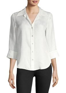 L'Agence Marianne Silk Blouse