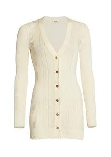 L'Agence Millie Knit Cardigan