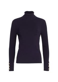 L'Agence Odette Turtleneck Sweater