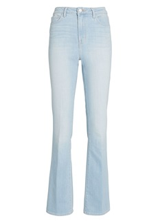 L'Agence Oriana Straight-Leg Jeans