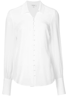 L'Agence plain shirt