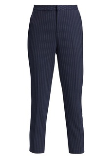 L'Agence Sawyer Cropped Trousers