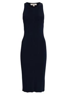 L'Agence Shelby Bodycon Midi Dress