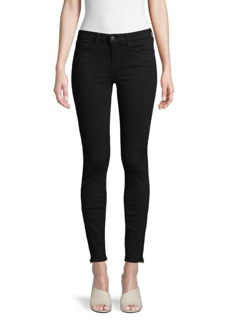 L'Agence Stretch Ankle-Length Jeans