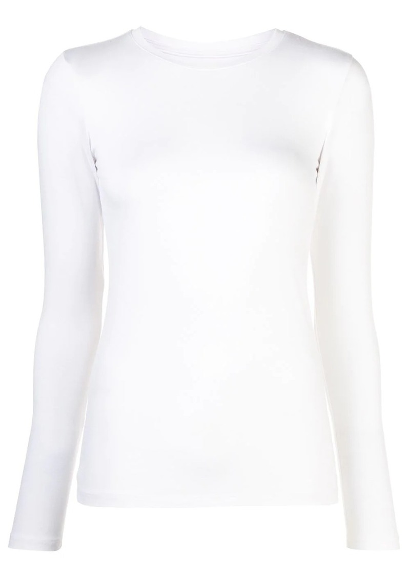L'Agence Tess long sleeved T-shirt