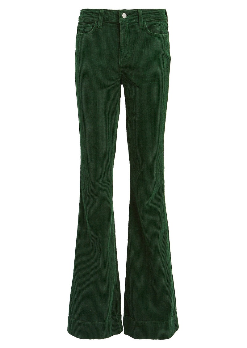 L'Agence The Affair Flared Corduroy Jeans