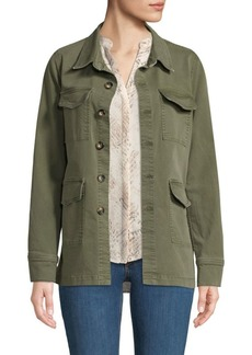 L'Agence Victoria Military Jacket