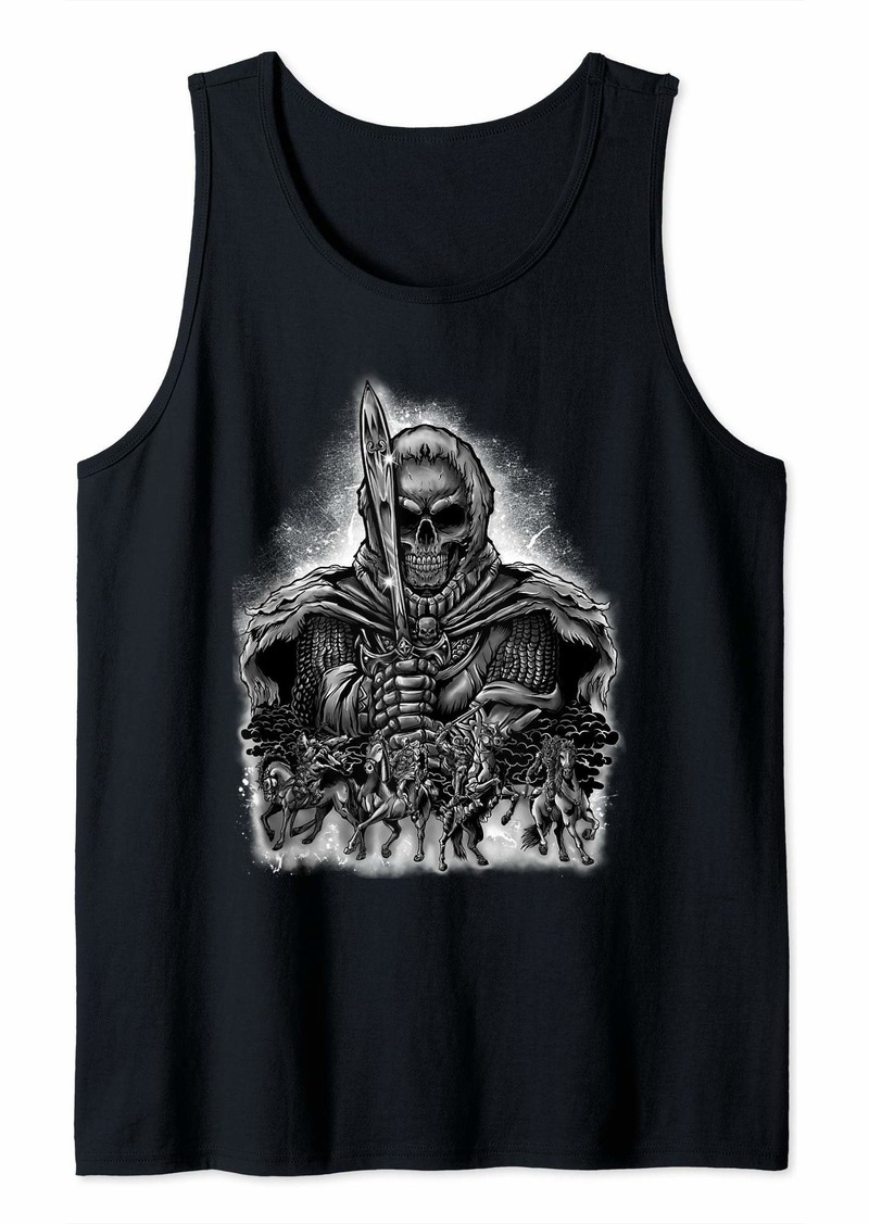 L.A.M.B. 4 Horsemen Of The Apocalypse Revelation 6:1-8 Gift Tshirt Tank Top