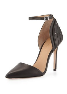 L.A.M.B. Hamden Leather d'Orsay Pump