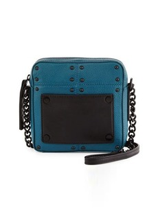 L.A.M.B. Inez Leather Crossbody Bag