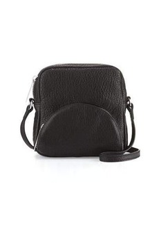 L.A.M.B. Jillian Leather Crossbody Bag