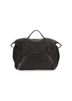 L.A.M.B. Johanna Grained Leather Shoulder Bag