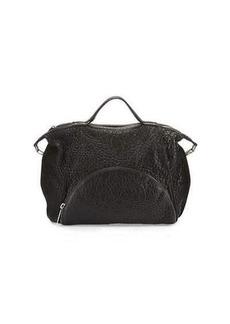 L.A.M.B. Johanna Grained Leather Shoulder Bag