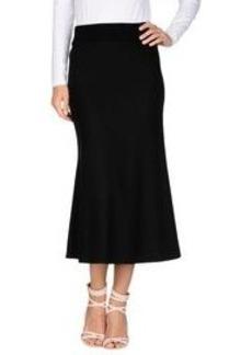 LAMBERTO LOSANI - 3/4 length skirt