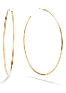 Women's Lana Jewelry Casino Hollow Hoop Earrings