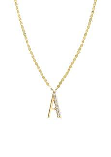 Women's Lana Jewelry Initial Pendant Necklace
