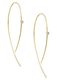 Lana Jewelry 'Hooked on Hoops' Diamond Earrings