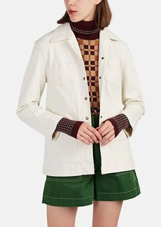 Land of Distraction Women's Jay Cotton Work Jacket