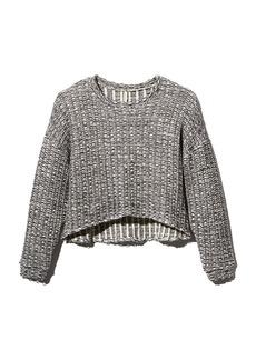 Lanston Tahoe Cropped Sweater