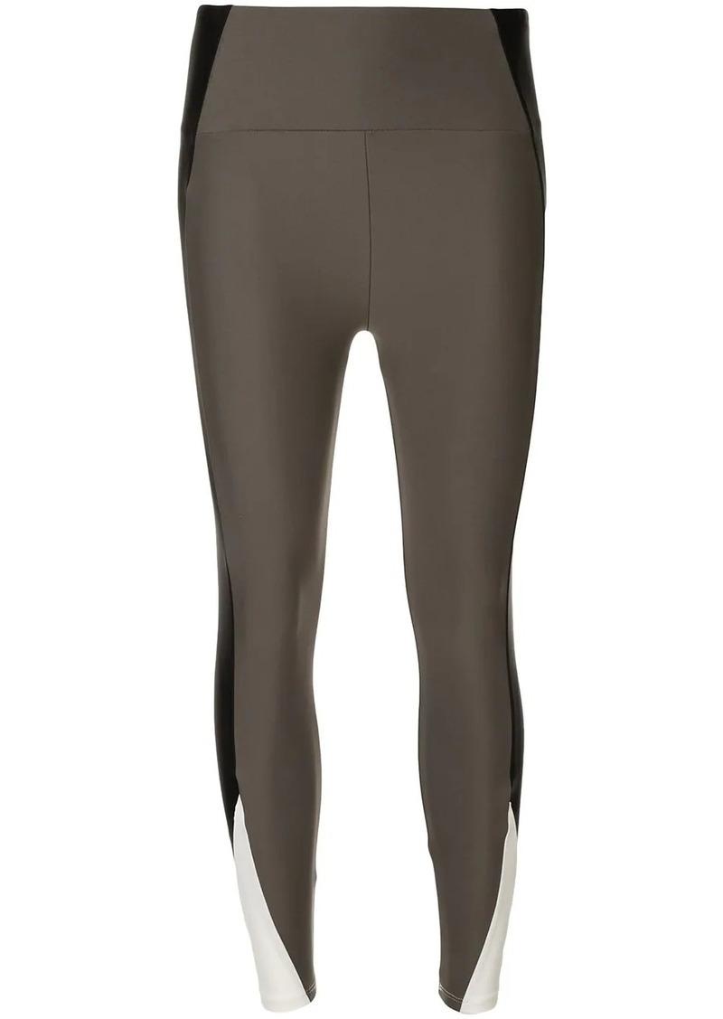 Lanston side panelled leggings