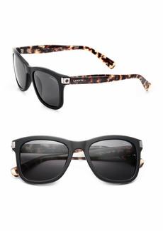 Lanvin 53MM Square Sunglasses