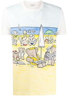 Lanvin Babar the Elephant T-shirt