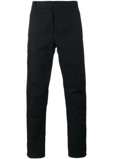 Lanvin Biker tapered trousers