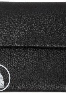 Lanvin Black Logo Envelope Bag