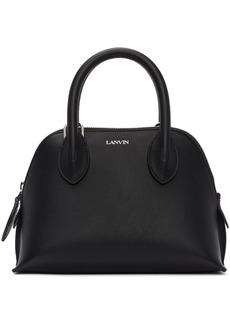 Lanvin Black Mini Bugatti Bag