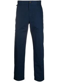 Lanvin cropped length cotton trousers