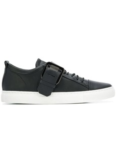 Lanvin buckled low-top sneakers