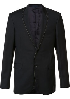 Lanvin chain ribbon trim jacket
