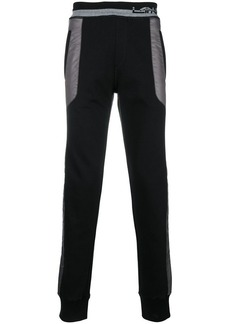 Lanvin colour block track pants