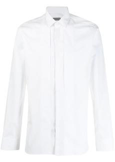 Lanvin concealed fastening shirt