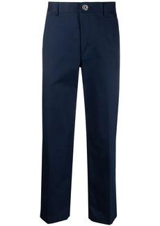 Lanvin cropped cotton trousers