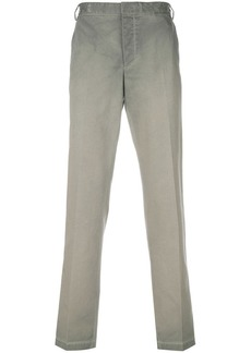 Lanvin distressed tailored trousers