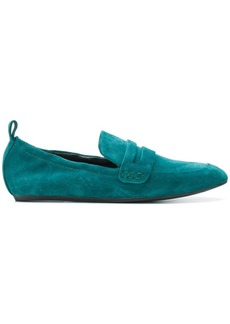 Lanvin elasticated loafers