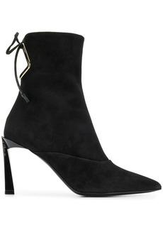 Lanvin embellished ankle boots