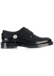 Lanvin embellished derby shoes