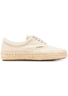Lanvin espadrille sneakers