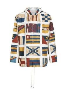 Lanvin Flag jacket