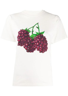 Lanvin grape-print T-shirt