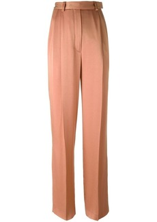 Lanvin high rise wide trousers