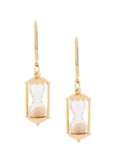 Lanvin hourglass earrings