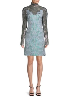 Lanvin Lace Day Dress