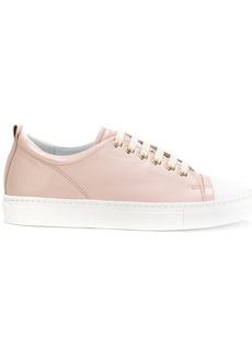 Lanvin lace-up logo sneakers
